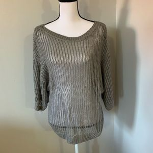 Lane Bryant knit sweater